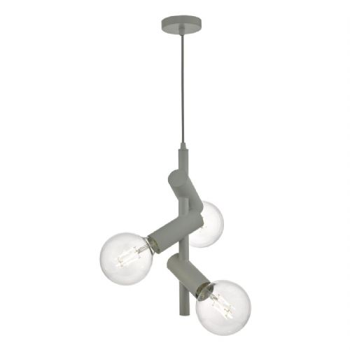 Sion 3lt Pendant Grey (double insulated) BXSIO0339-17